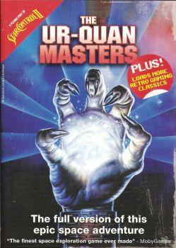 Retro Gamer Magazine Cover Disc - The Ur-Quan Masters - 2005