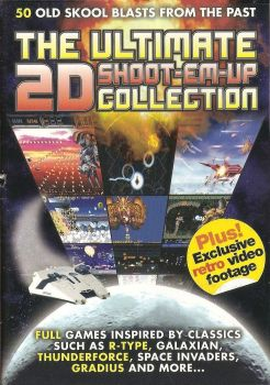 Retro Gamer Magazine Cover Disc - The Ultimate 2D Shoot-Em-Up Collection - 2005
