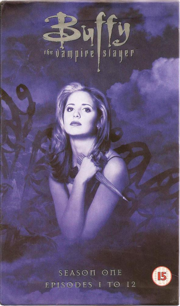 Buffy The Vampire Slayer : Season 1 Boxset - VHS