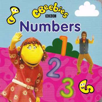 CBeebies : Numbers - Board Book - 2004 - NEW