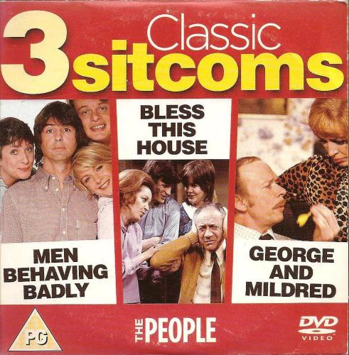 3 Classic Sitcoms - Men Behaving Badly / Bless This House / George And Mild