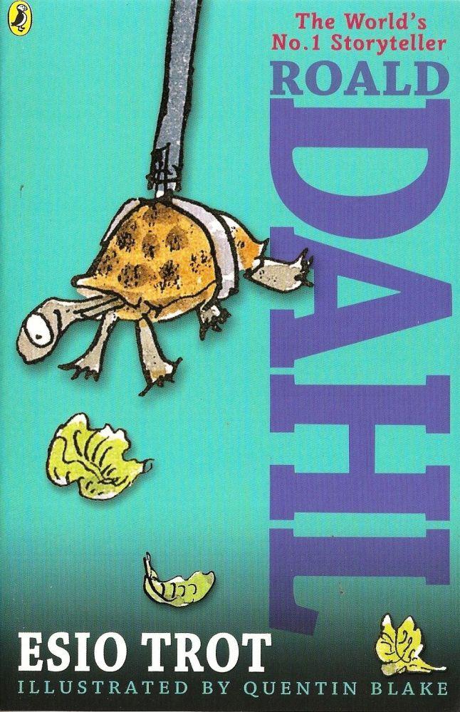 Roald Dahl - Esio Trot - NEW