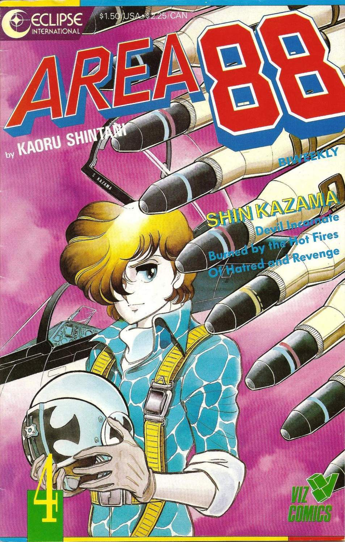 Area 88 - Issue 4 - Eclipse International Comics