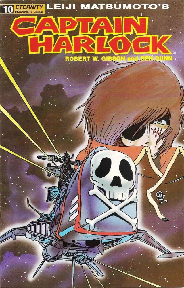 Captain Harlock - Leiji Matsumoto - Issue 10 - Eternity Comics