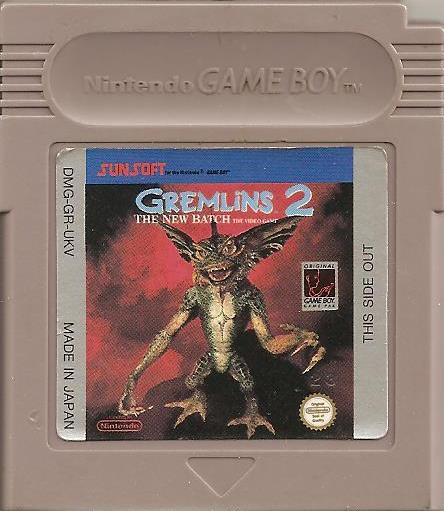 Gremlins 2 : The New Batch - Game Boy - Cartridge Only