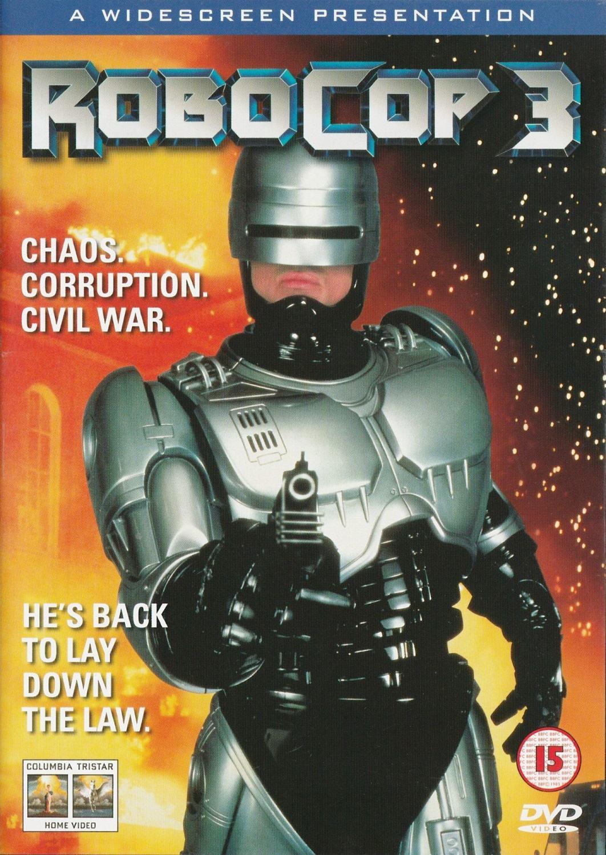 Robocop 3 - DVD