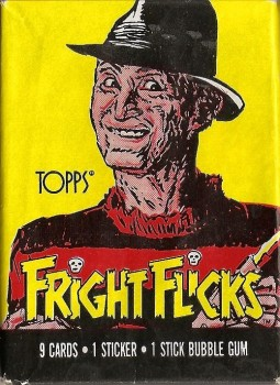 Fright Flicks Stickers And Cards