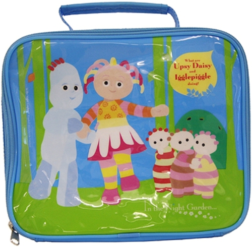 - In the Night Garden - Soft Plastic Lunch Bag - NEW