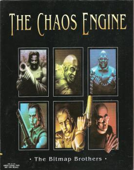 The Chaos Engine - Commodore Amiga