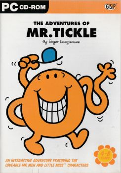 Mr Men : The Adventures Of Mr Tickle - Songs, Games And Puzzles - 2002