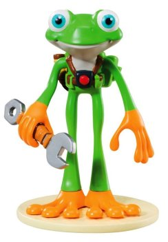 Tree Fu Tom - Zigzoo Figure - NEW
