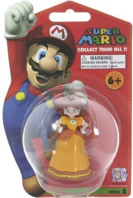 - Super Mario - Daisy Figure - Nintendo - NEW