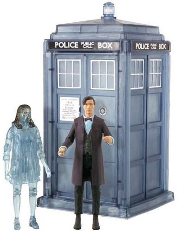 Doctor Who - Hide : Caliburn House Adventure Set - Eleventh Doctor And Clar
