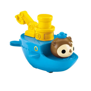 Octonauts - Gup Speeders GUP-C - Fisher Price - 2013 - NEW