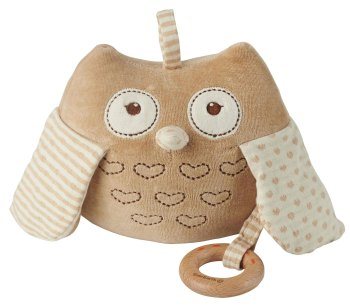 Owl Cuddle Toy