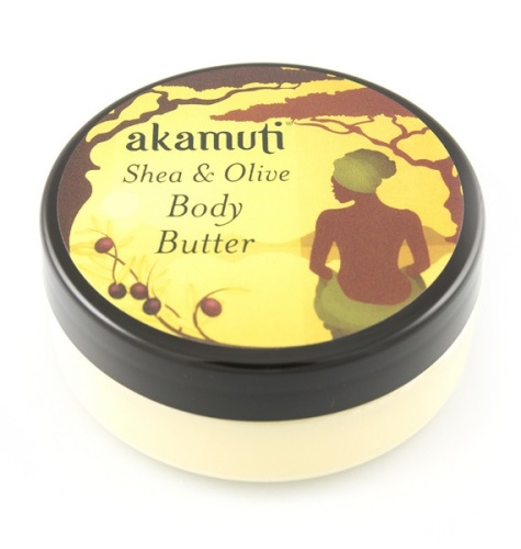 Organic Shea and Olive Body Butter