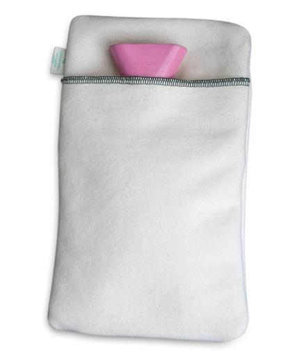 Organic Hot Water Bottle Cover