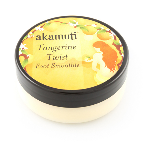 Tangerine Twist Foot Smoothie by Akamuti