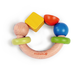 Shapes grasping toy