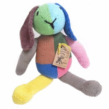 harlequin bunny2SQ