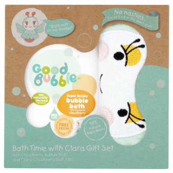 Good Bubble Bath Time Gift Set