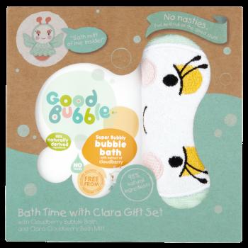 Good Bubble Bath Time Gift Set