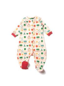 LGR Little Village Playsuit (Babygrow)