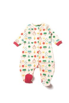 Little Village playsuit/babygrow