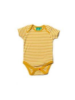 LGR Gold Stripe Babybody