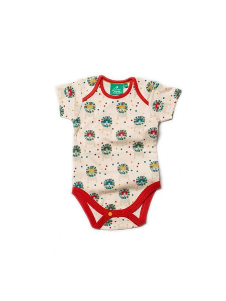 Leo the Lion Bodysuit