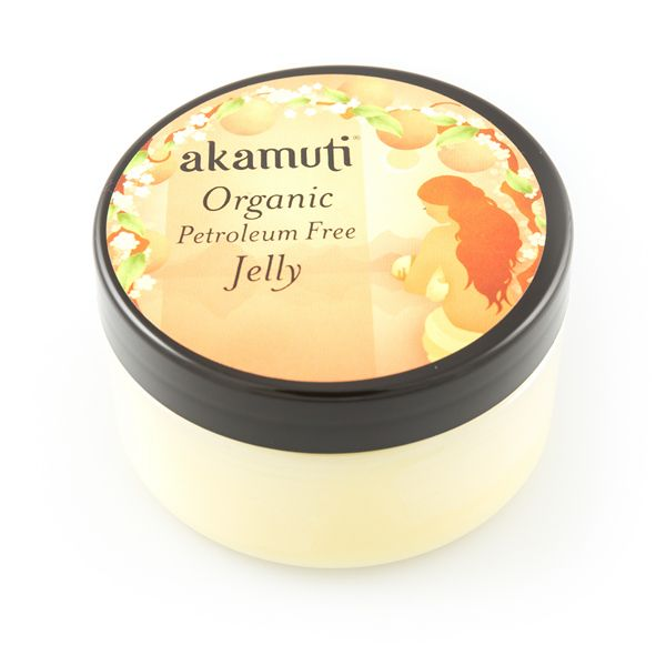 Organic Petroleum Free Jelly