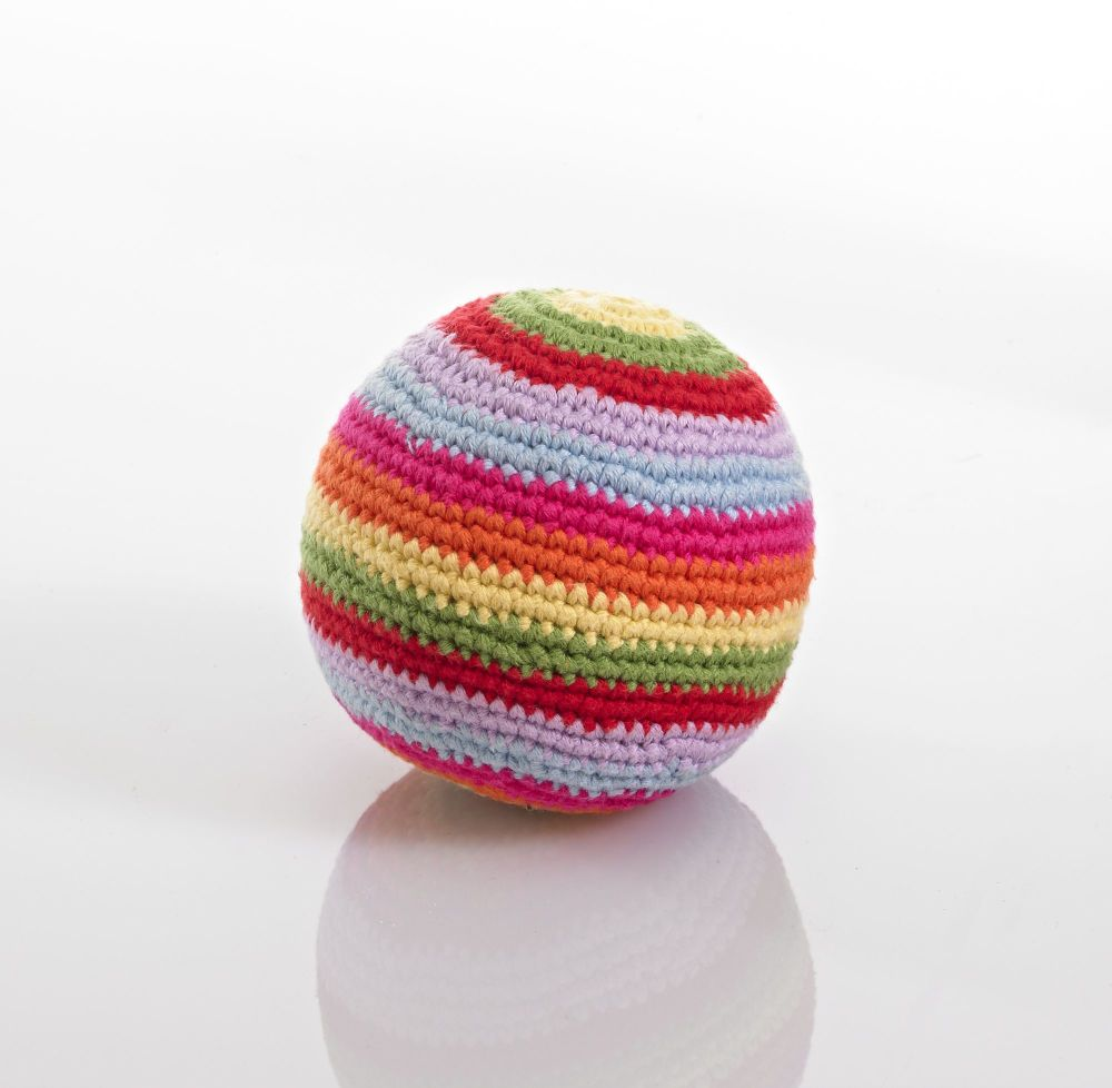 Fair Trade Ball Rattle