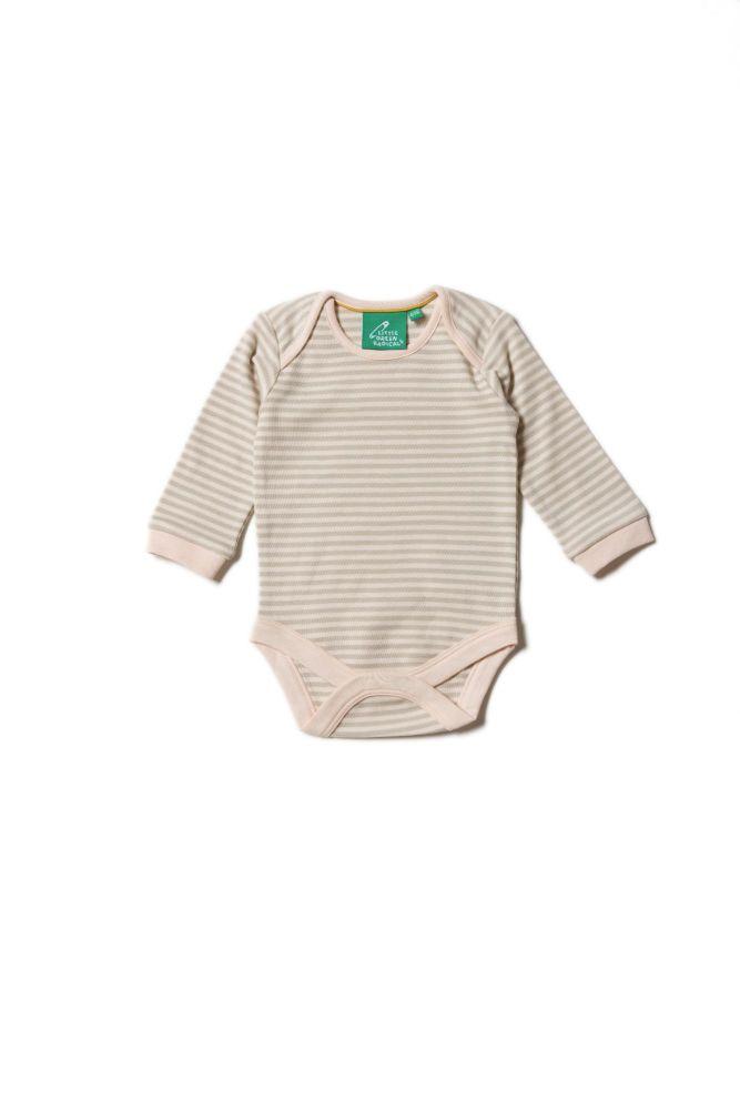 Powder Puff Stripe Baby Body