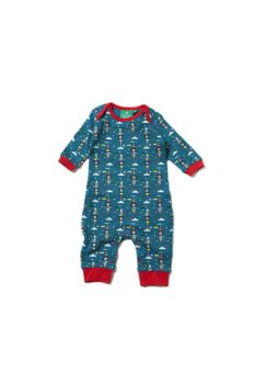 LGR Night Sky Rockets playsuit