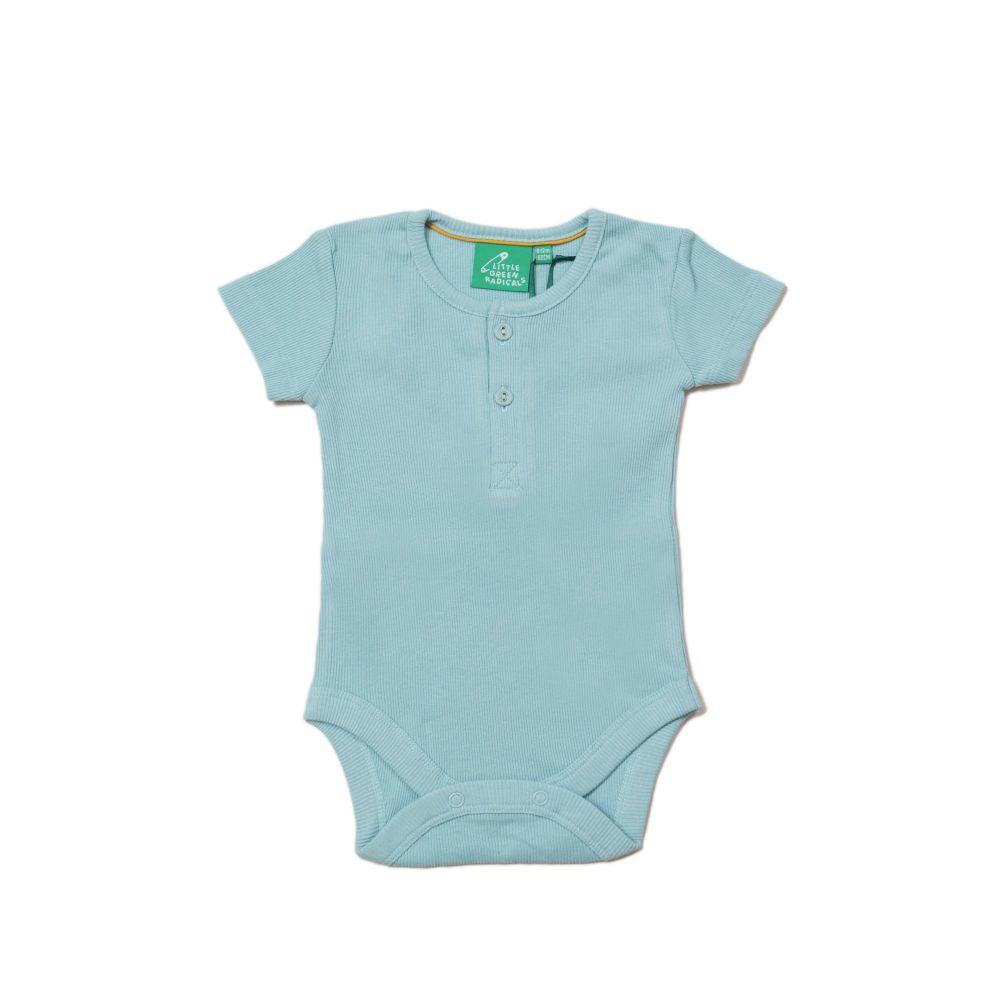 Corn Silk Rib Essential Baby Body