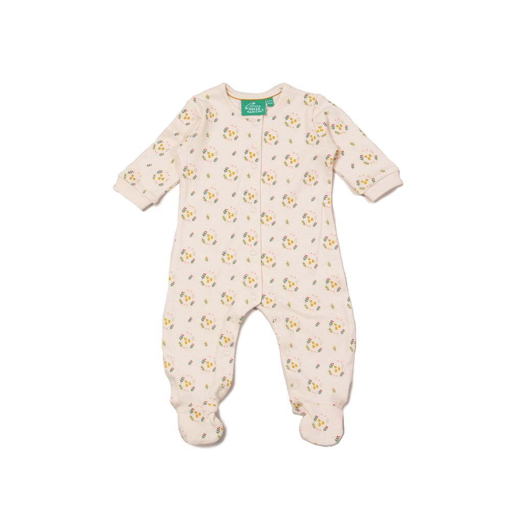 Quince Footed Babygrow