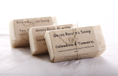 Grass Routes Soap