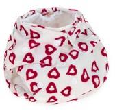 Hearts Baba and Boo Cloth Nappy