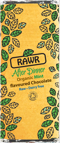 raw after dinner