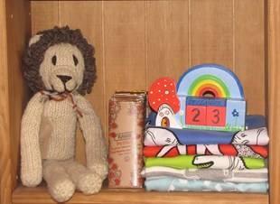 toys cupboard