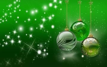 green xmas