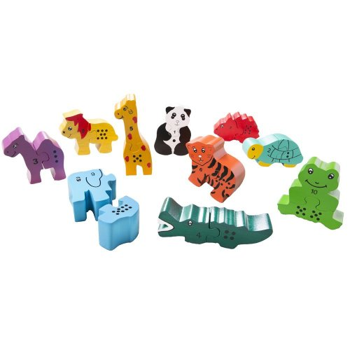 Animal jigsaw