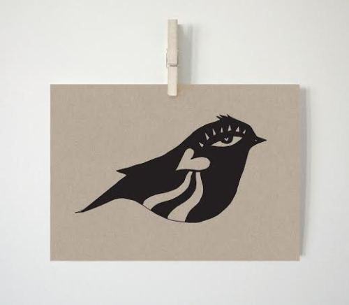 Little love bird