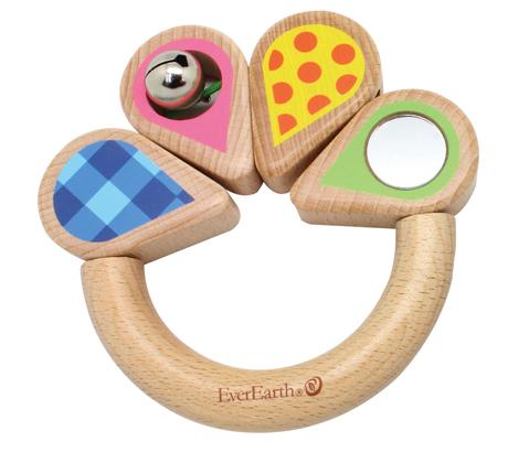 Pattern grasping toy