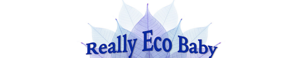 The Really Eco Baby Shop, site logo.