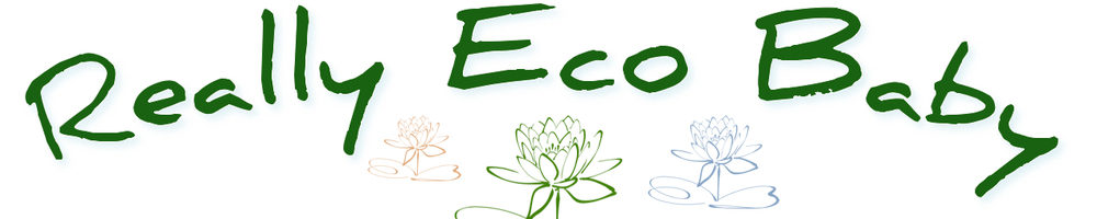 Really Eco Baby Logo. Copyright: Really Eco Baby