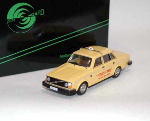 1975 Volvo 244DL