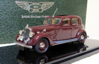 MC 04 1948 P3 4-LIGHT SPORTS SALOON, MAROON. SCALE 1:43.
