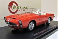 1956 PEGASO OPEN SPIDER BY SERRA RED. LTD. ED. 500.