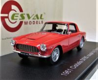 1961 CISITALIA DF85 COUPE, FISSORE. RED. LTD. ED. 500.